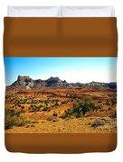 High Desert View Duvet Cover
