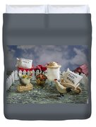 High Fructose Farming Duvet Cover