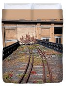 High Line Spur Duvet Cover