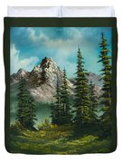 High Meadow Duvet Cover by C Steele