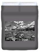 High Sierra Meadow Duvet Cover