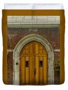 Higher Doors Duvet Cover