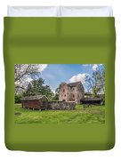 Highland Farm - Ambler Pa Duvet Cover