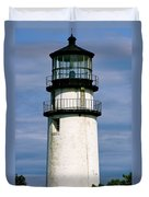Highland Light Sentinel To The Sea   Duvet Cover