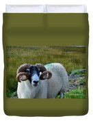 Highland Sheep Duvet Cover