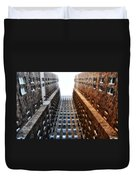 Highrise At Rittenhouse Square Duvet Cover
