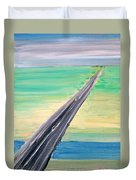 Highway Duvet Cover