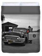Highway Patrol 5 Duvet Cover