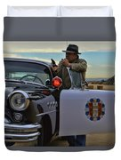 Highway Patrol 6 Duvet Cover