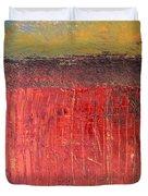 Highway Series - Cranberry Bog Duvet Cover