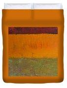 Highway Series - Grasses Duvet Cover
