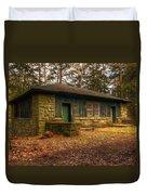 Hiker's Rest Duvet Cover