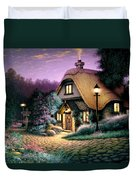 Hillcrest Cottage Duvet Cover