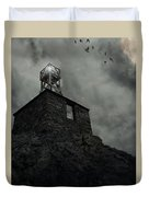 Hills With Eyes  Duvet Cover