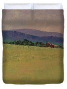 Hilltop Farm Duvet Cover