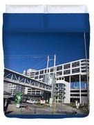 Hilton International Airport Hotel Melbourne Duvet Cover