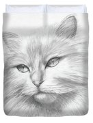 Himalayan Cat Duvet Cover