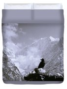 Himalayan Freedom Duvet Cover