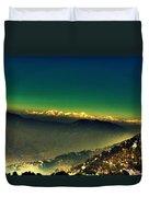 Himalayas Duvet Cover