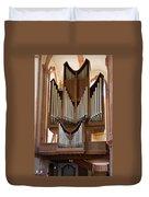 Himmerod Abbey Organ Duvet Cover