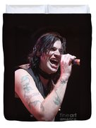Hinder Duvet Cover