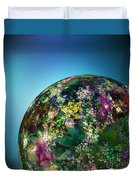Hippies' Planet 2 Duvet Cover