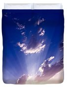 His Glory 2 Duvet Cover
