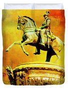 Historic Centre Of Saint Petersburg And Related Groups Of Monuments Duvet Cover
