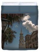 Historic Charleston Duvet Cover