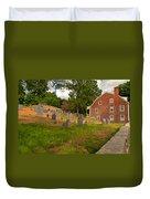 Historic Concord Duvet Cover