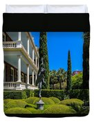 Historic Downtown Charleston Duvet Cover