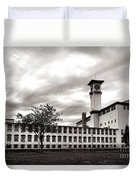 Historic Grundy Mills Duvet Cover