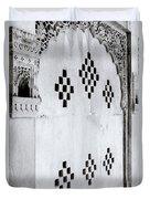 Symbol Of India Duvet Cover