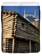 Historic Nashville Duvet Cover