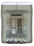 Historic Portal Duvet Cover