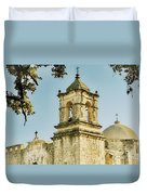 Historical Mission Duvet Cover