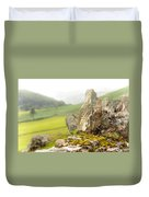 History And Nature. Wicklow. Ireland Duvet Cover