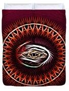 Hj-eye Duvet Cover