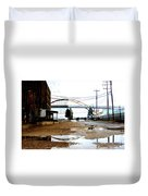 Hoan And Warehouse 2 Duvet Cover