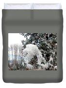 Hoarfrost 19  Duvet Cover