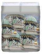 Hofburg Palace Dome Duvet Cover
