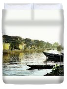 Hoi An Dawn 01 Duvet Cover
