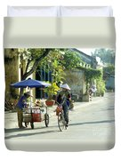 Hoi An Early Morning Duvet Cover
