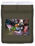 Hoi An Market Duvet Cover