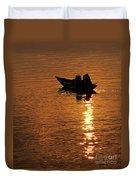 Hoi An Sunrise 02 Duvet Cover