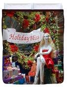 Holiday Bliss Duvet Cover