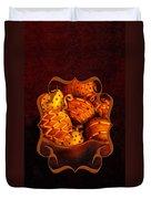 Holiday Citrus Bowl Iphone Case Duvet Cover