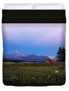Hollingshead Ranch Duvet Cover