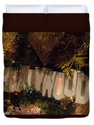 Hollywood Holidays Duvet Cover