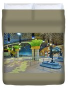 Hollywood Los Angeles Ca Duvet Cover